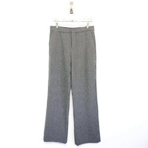 Philosophy 8 Pants Black Houndstooth Straight